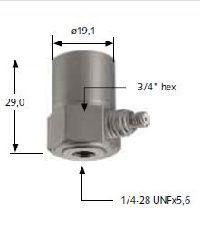 8712A高频加速度计