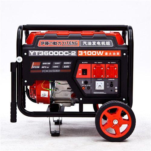 2000W汽油发电机价格