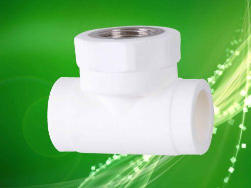 中国著名品牌崂山管业健康绿色无菌PPR管材管件
