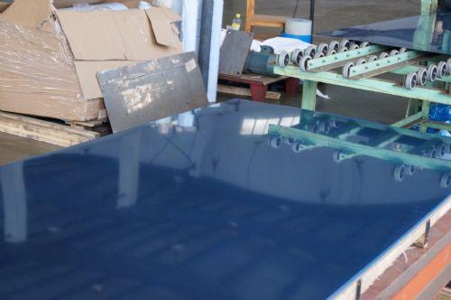 上海宝钢321彩色不锈钢板