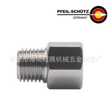 东莞气动接头分析模具不锈钢接头伸缩器的适用性说明