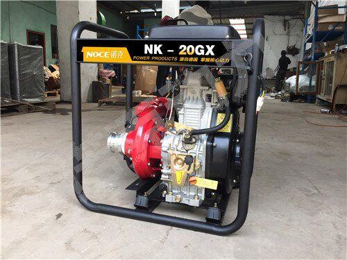 2寸高压消防泵柴油水泵