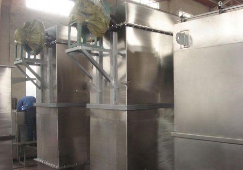 DMC型不锈钢单机袋式除尘器