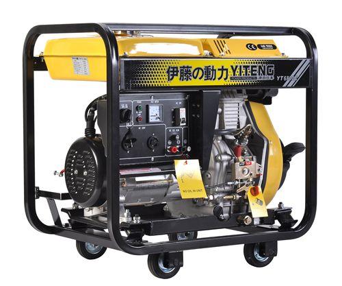 养殖业停电应急发电机