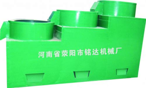 河南郑州铭达机械有机肥设备球形抛圆机厂家直销