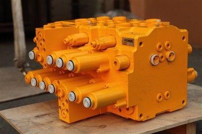 现代r215挖掘机分配阀