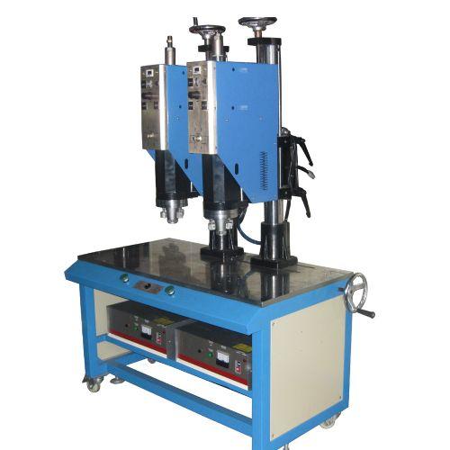 厂家定制 非标双头超声波塑焊机