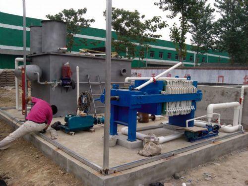 养猪场污水处理成套设备