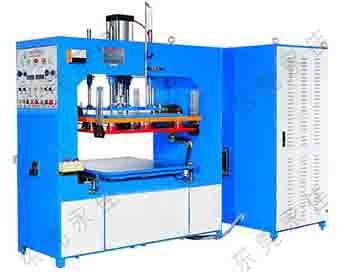 厂家直销汽车隔音棉高频热压熔接机,全自动高周波塑料熔接设备