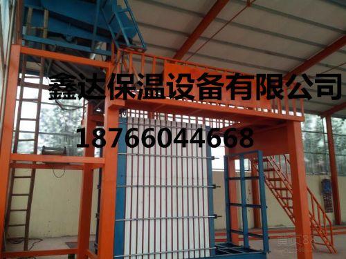 轻质隔墙板设备 立模保温板设备 隔墙板生产线 外墙保温板设备鑫达