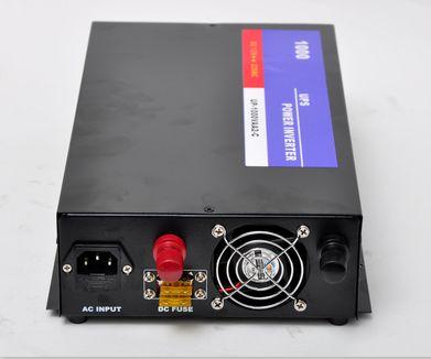 UPS带充电功能1000VA太阳能纯正弦波逆变器7A充电