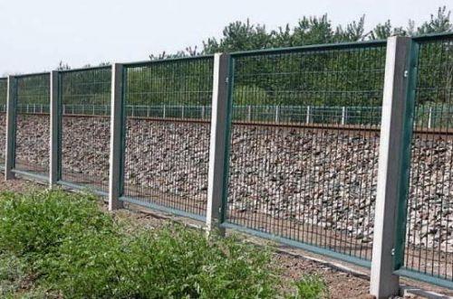 安平供应铁路防护栅栏