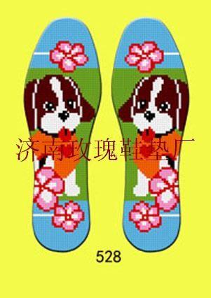 手工鞋垫花样图案