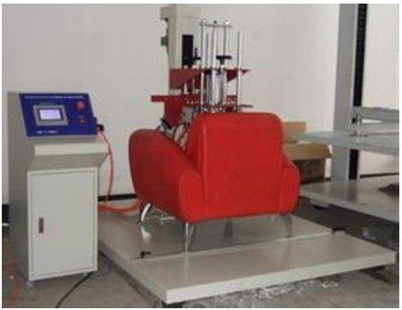 HZ-C40软体沙发耐久性试验机 沙发综合性能试验机 沙发疲劳性