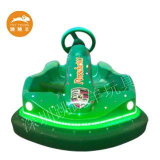 毛绒电瓶车 动物电瓶车 飞碟碰碰车 儿童疯狂赛车 广场娱乐玩具