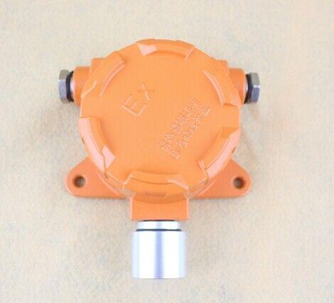 工业气体探测器 工业气体控制器带法兰切断阀