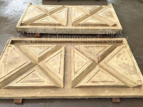 武汉仿木纹栏杆模具 水泥仿木护栏模具批发价格