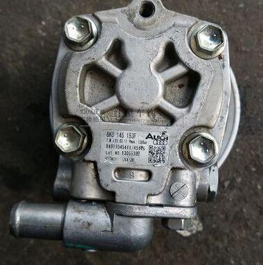 奥迪a6a8方向机助力泵 鼓风机 发动机 波箱 摆臂 羊角