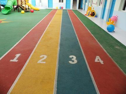 遂宁EPDM塑胶地面大英幼儿园地坪蓬溪塑胶球场射洪彩色地面材料供