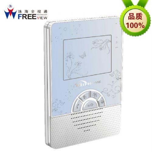 非可视IP分机 楼宇对讲系统 不可视室内呼叫分机 IP数字别墅对