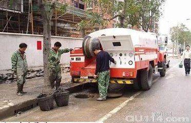 无锡污水管道疏通公司