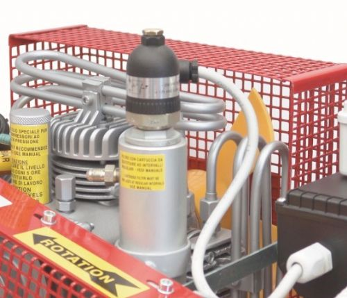 MCH6-ET高压充气泵,电动空气压缩机
