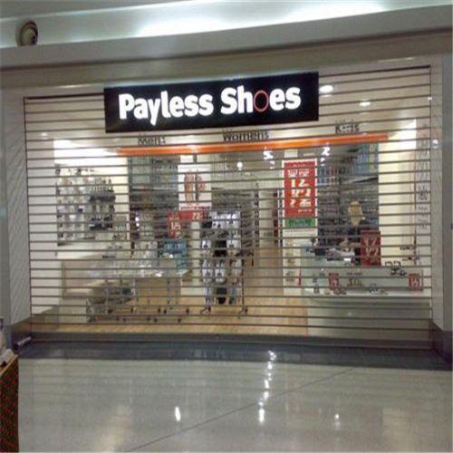 供应电动水晶卷帘门/商铺水晶卷帘门
