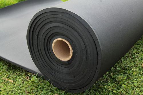东莞厂家直销莞郦墙体隔音橡塑加厚橡塑环保隔音吸音材