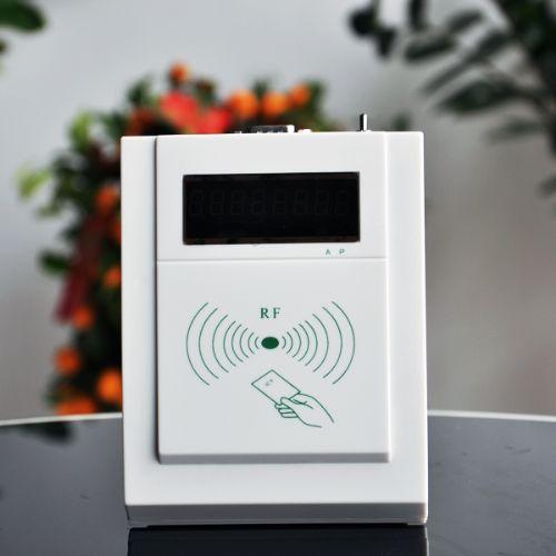 峰华RF非接触ic卡发卡器,串口通讯带,LED显示屏功能支持14