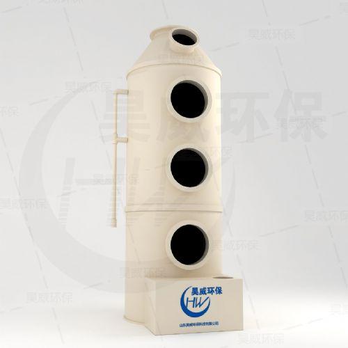 酸雾净化塔在废气处理运行中的保护方法 昊威环保供应废气处理设备