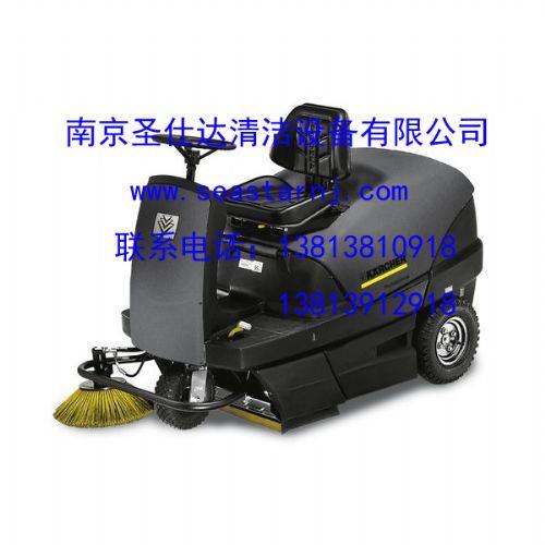 环城道路凯驰柴油驱动驾驶式扫地车KM 100/100 R D