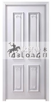 复古现代风沈阳市实木工程居室门厂招商-辽宁开放漆复合门细致工艺
