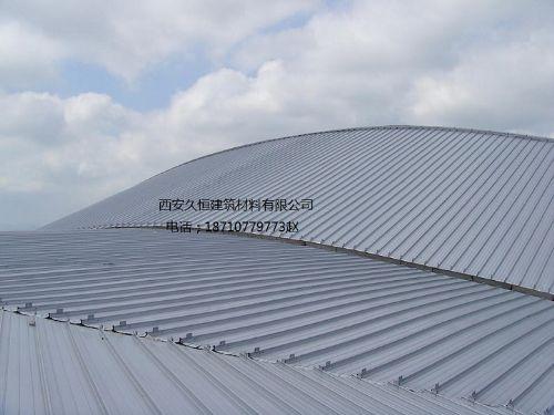陕西省西安市铝镁锰直立锁边屋面板