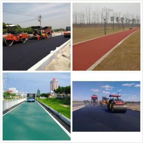 新余鹰潭赣州宜春吉安抚州彩色防滑透水沥青混泥土路面施工公司