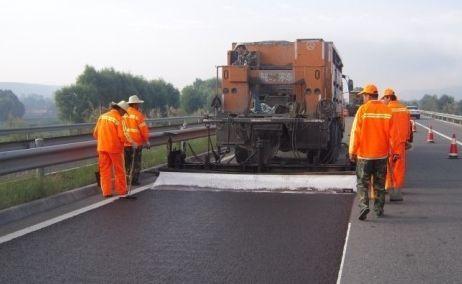 新余鹰潭赣州宜春吉安抚州微表处施工 路面微表处施工