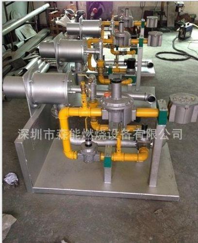 工业燃烧器 森能铝型材氧化生产线燃烧器