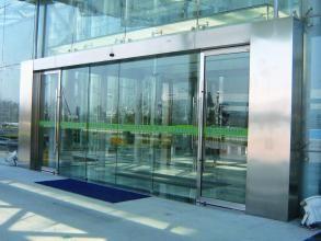 订做玻璃门安装玻璃厂家