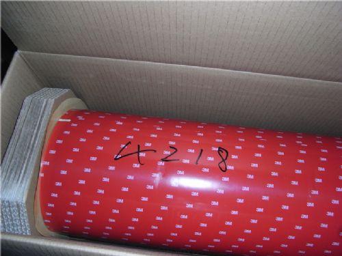现货供应3M4218灰色汽车泡棉胶带