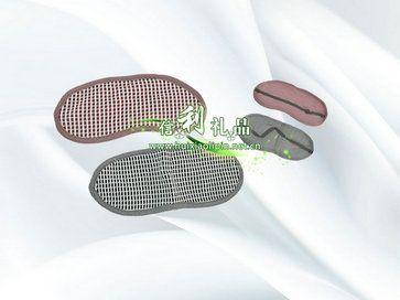 磁疗睡眠眼罩定制生产会销礼品