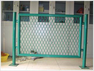 钢板网护栏网 钢板网围栏网 钢板网隔离栅 厂家直销