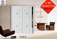 佛山生产厂家直销新款复古浮雕衣柜门推拉门平开门