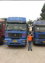 广州散货车,厢式车拖车运输,散货吨车