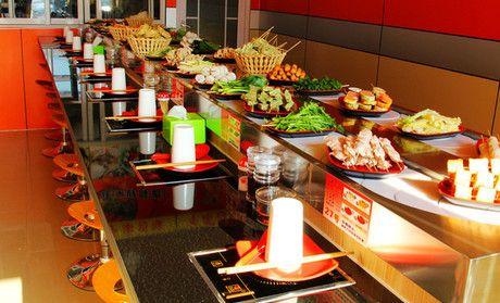 自助回转火锅店经营经验与厨房设计构造