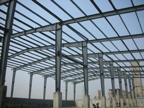 吐鲁番轻钢结构厂房