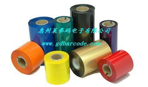 彩色蜡基碳带、色带