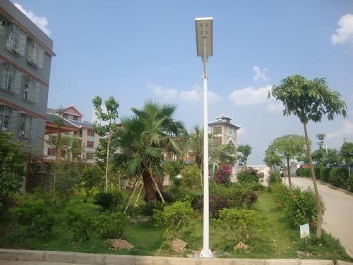 5米太阳能路灯 太阳能灯杆 LED感应路灯 太阳能LED灯配件