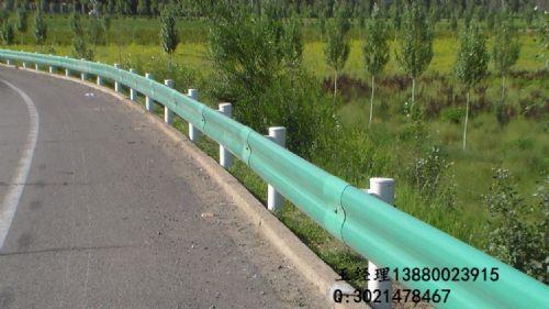 双波护栏板 波形梁钢护栏厂