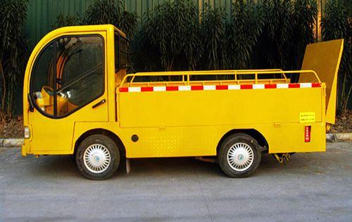 西安电瓶送货车 电动货车 电动平板车 西安益高运货车