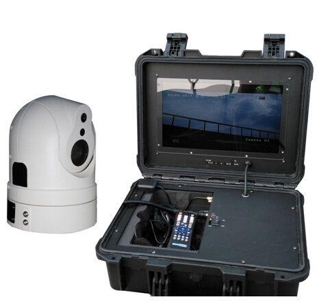 ACT-510便携箱式4G监控系统