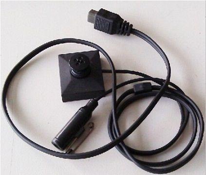 ACT-911系列纽扣式摄像机